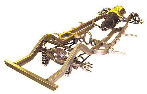 Full Frame Classic Car Chassis for Sale | Auto Weld Chassis