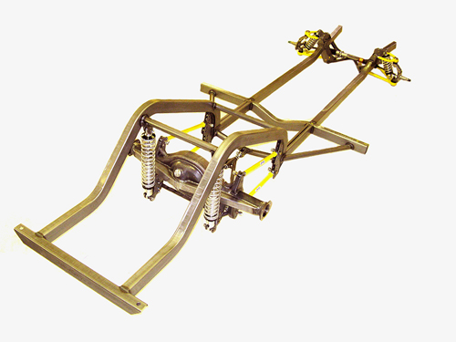 Ladder Bars & Rolling Chassis For Sale | Auto Weld Chassis