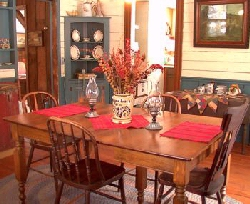 The Keeping/Dining Room