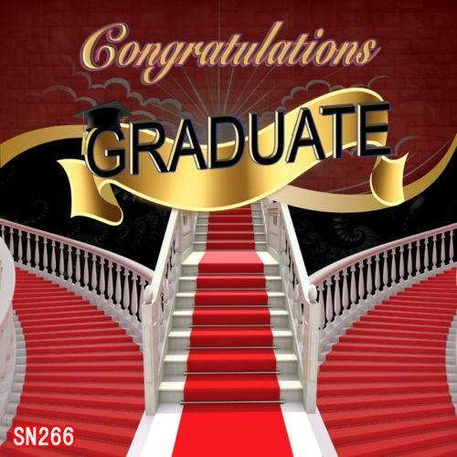 Graduation Backdrop: GRADUATION BACKDROP